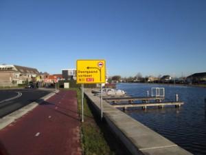 Ronnico organiseert heldere bewegwijzering voor gemeente Reeuwijk