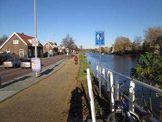 Ronnico organiseert bliksemsnel nieuwe verkeersborden voor gemeente Reeuwijk