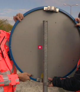 Flevoland verwijdert overbodige borden na inventarisatie Ronnico