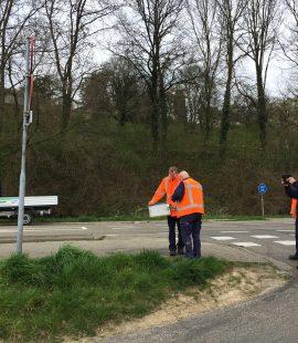 Ronnico geeft training signcloud in valkenburg