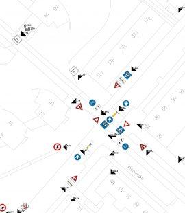 Nieuw: verkeersbordenpictogrammen voor verkeersborden