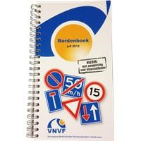 VNVF bordenboekje