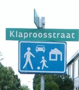 Ronnico straatnaamborden Papendrecht