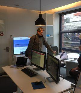 Ronnico houdt tijdelijk kantoor in Regus Amersfoort