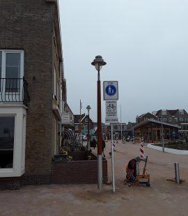 Nieuw bordenplan in Katwijk