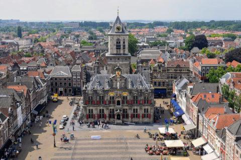 Delft maakt gebruik van Ronnico's Verkeersbesluitenservice